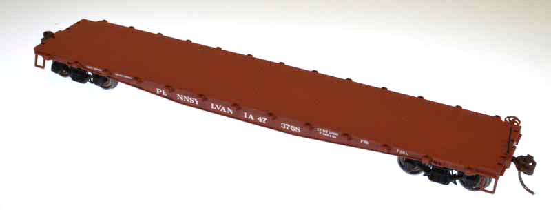 HO Scale: New Run of Bowser F30A Flat Cars
