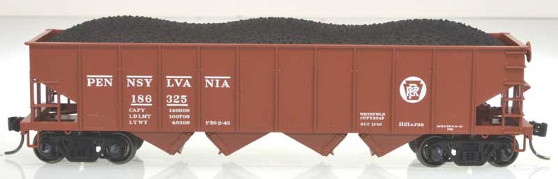 HO Scale PRR H21A and H22 Hoppers Announced