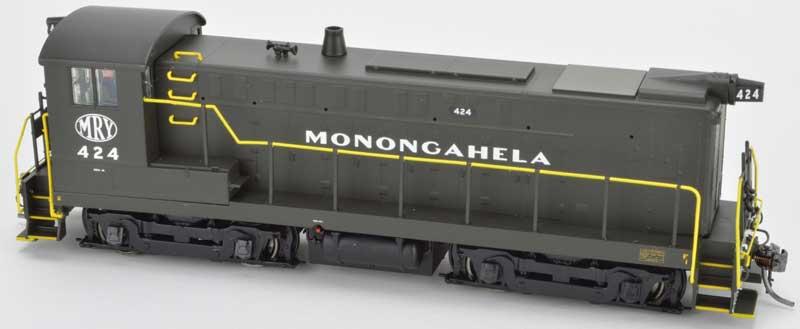 New Baldwin S8 & S12 Switcher Locomotives
